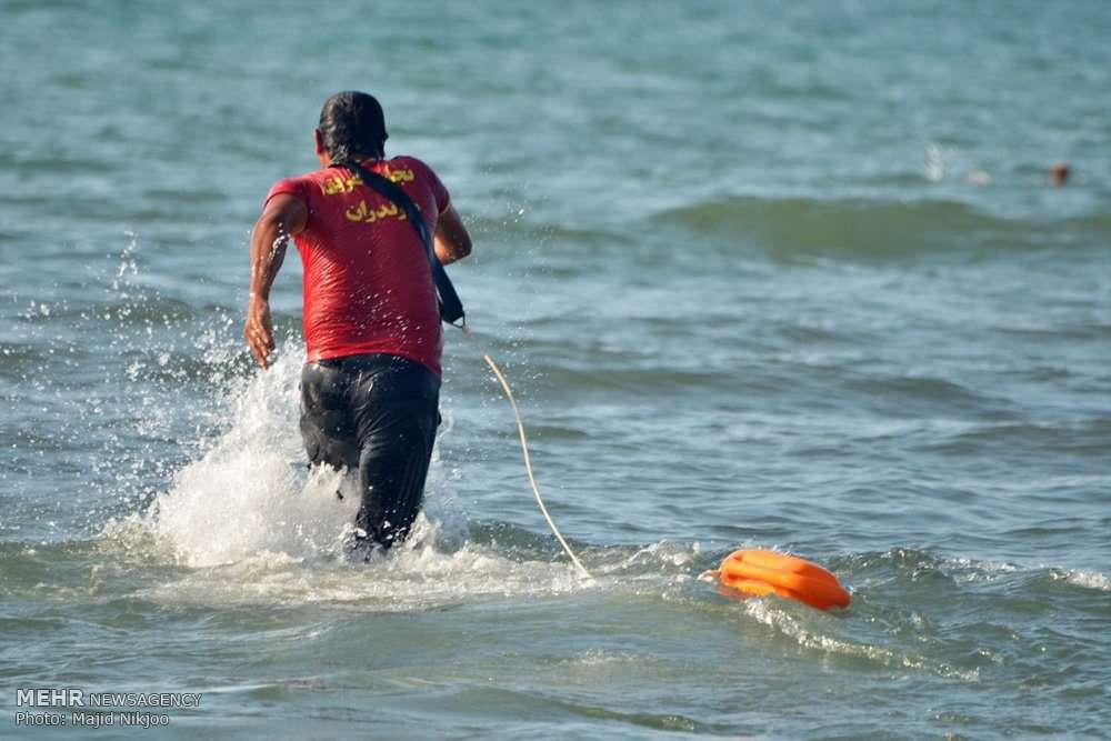 11  مرد در دریای مازندران غرق شدند/ 64 درصد غرق شدگان غیر بومی هستند