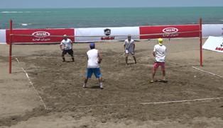 اختتامیه مسابقات تنیس ساحلی در بابلسر در بخش انفرادی و تیمی ورزشکاران تهران و گلستان در جایگاه نخست قرار گرفتند .