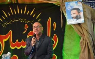 مسئول سابق لشگر علی ابن ابیطالب: بسیاری از اتفاقات دفاع مقدس هنوز ناگفته مانده است/ هموار شدن مسیر پیشرفت با اتحاد و همدلی
