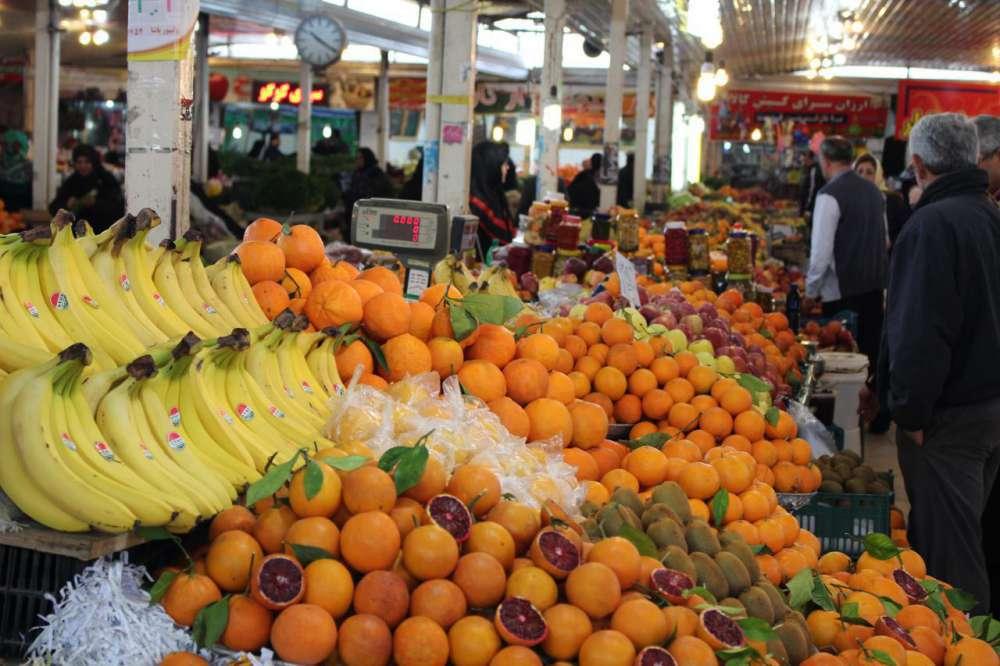 گزارش تصویری از بازار روزانه شهرستان فریدونکنار