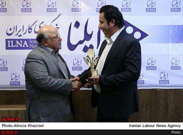 یک ایرانی برای اولین بار کاندیدای جایزه ارسطو شد.