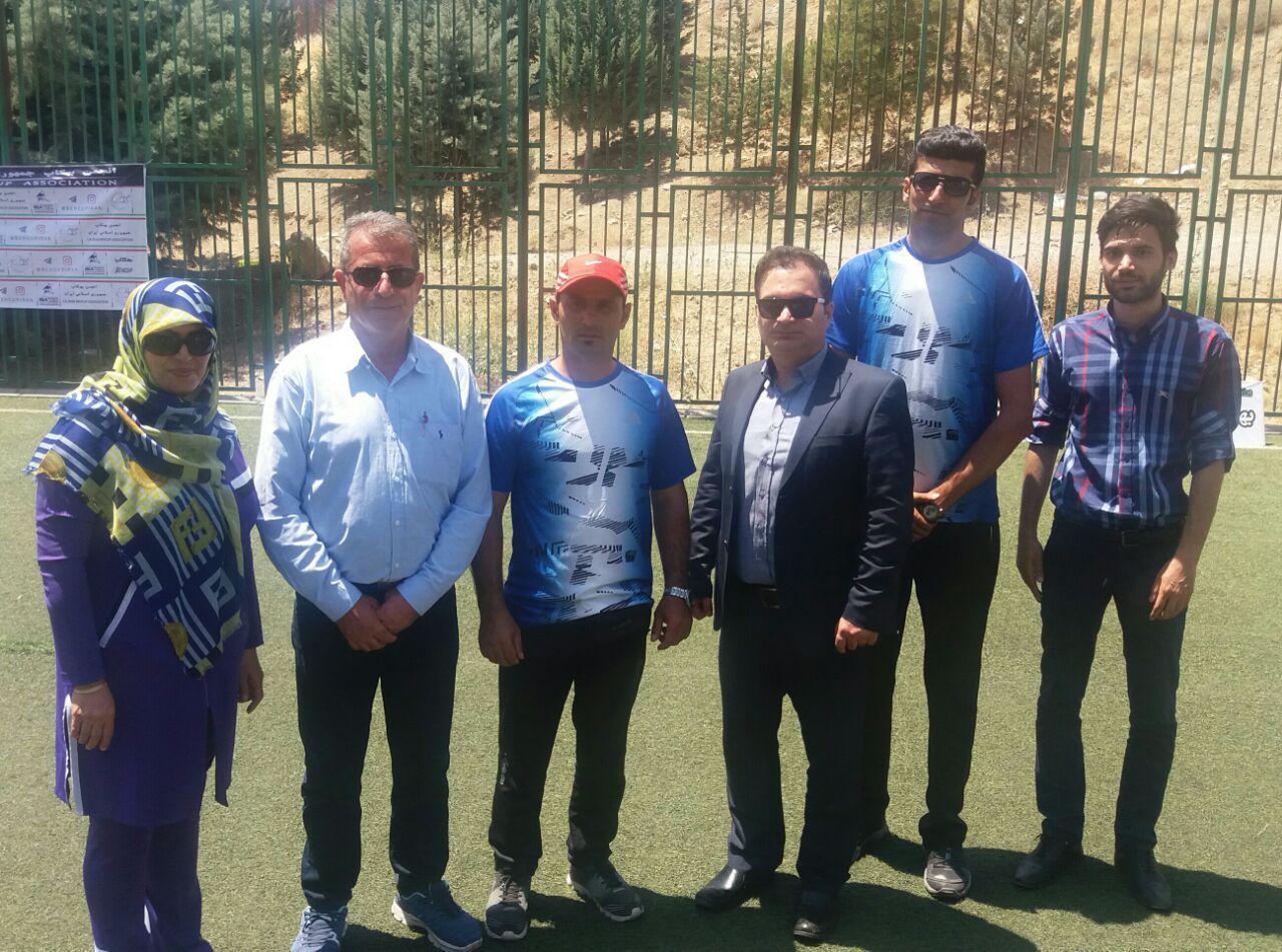 بهکاپ ورزشی کاملا ایرانی برای همه خانواده های ایرانی