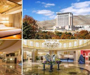 عجیب و غریبترین هتلهای جهان را بشناسید + تصاویر