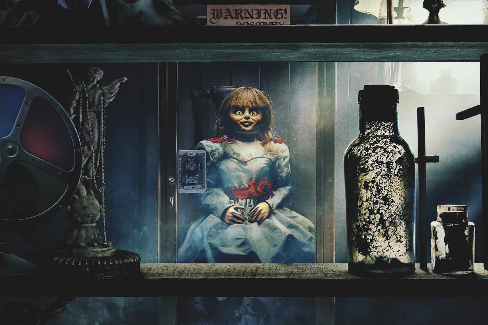 آنابل؛ داستان واقعی عروسکی مرموز که الهام بخش یک فیلم ترسناک شد + تصاویر