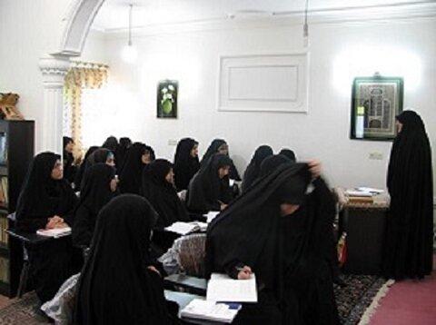 گزارشی از فعالیت های مدرسه حضرت آمنه(س) فریدونکنار