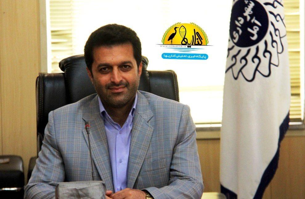 علی محمد مقدس شهردار فریدونکنار شد
