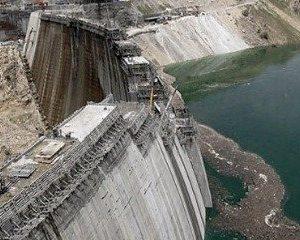 بابهره برداری از سد هراز آب شرب و کشاورزی ۱۴ شهر و ۵۰۰ روستا تامین می شود