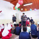 پیک امید کانون مازندران در روستاهای کم برخوردار استان برگزار شد