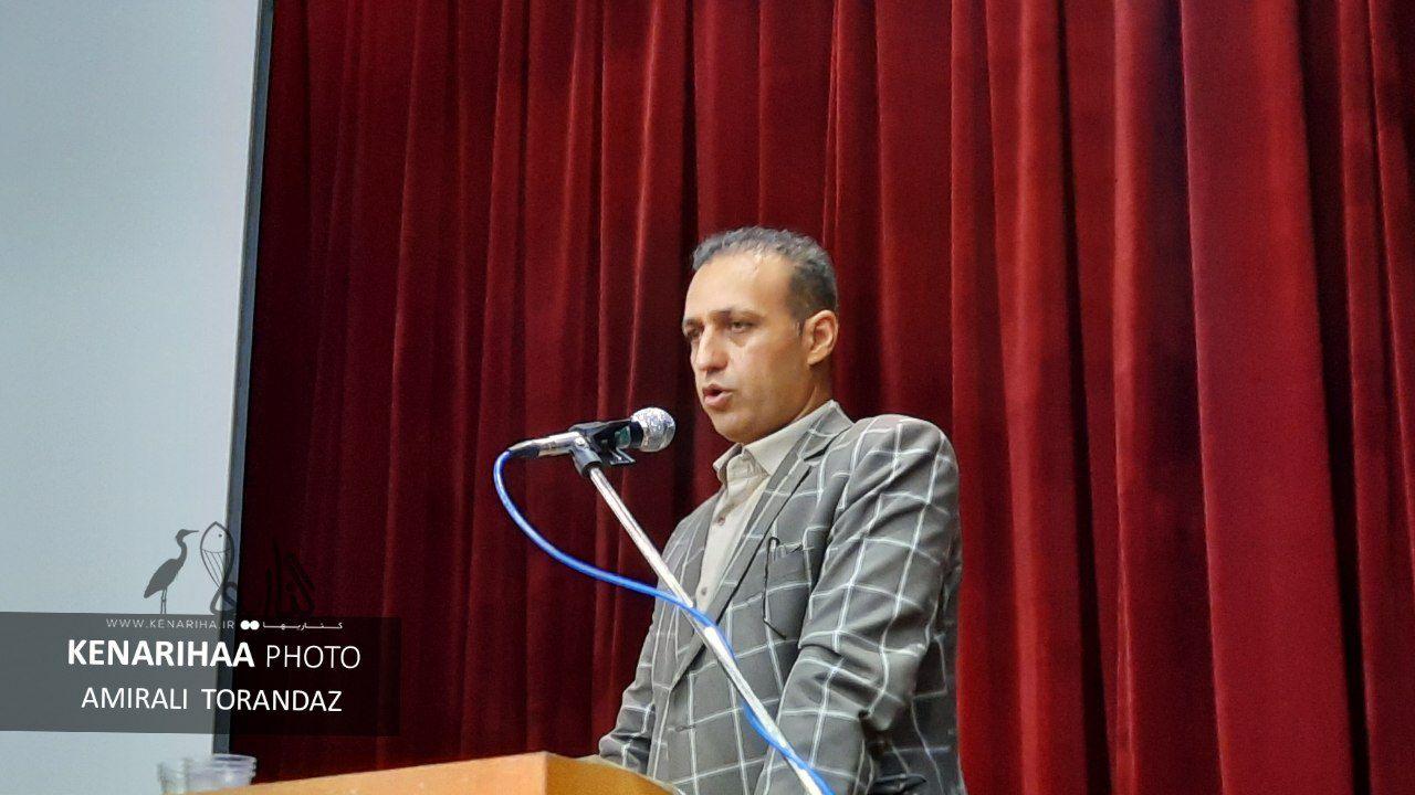 رئیس اداره صمت فریدونکنار در جلسه شورای اداری خبرداد: پلمپ ۱۲۰ واحد صنفی متخلف در دوران کرونا